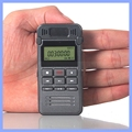 A-B Repeater MP3 Voice Recorder LCD Digital Sound Recorder With 8GB Large Internal Storage