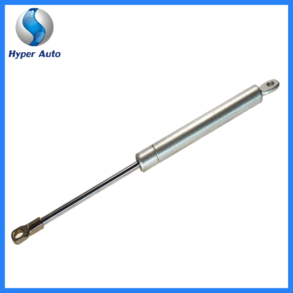 Adjustment lockable piston gas spring for chair