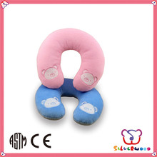 ICTI Factory fashion 100% wholesale competitive price neck pillow for travel manufacturer