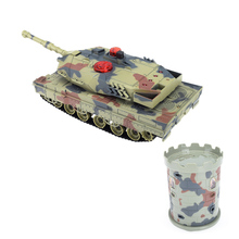 Alibaba China Toys 550 RC Battle Tank High Quality RC Tank Parts