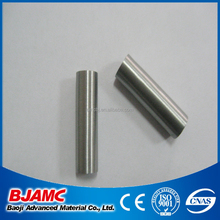 high density pure tungsten tube