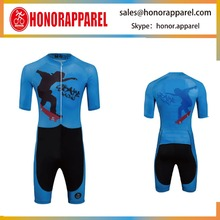 Custom Logo Hot Sale Personal Cycling Apparel Triathlon Set Inline Skating Skin Suits