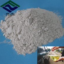 water treatment chemical additives activated bleaching earth for diesel engine oil