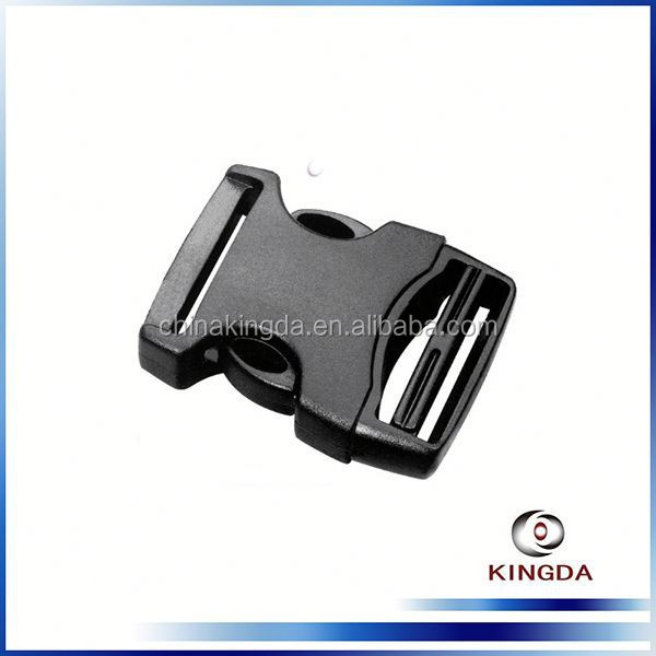 2014 plastic double adjuster buckle