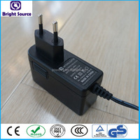 Factory Supply CE GS 12v 0.5a ac/dc power adapter