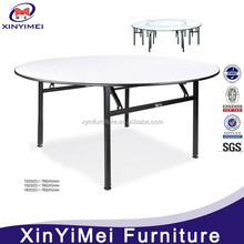 Luxury Folding Used Restaurant Table Chair Dining