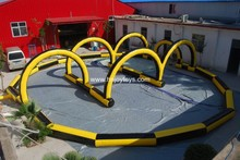 Popular inflatable go kart race track for sale