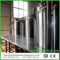 Used Restaurant 1000L Brewery Equipment