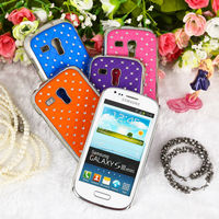 For Samsung Galaxy S3Mini i8190 Diamond Bling Mobile Phone Case Supplier in China