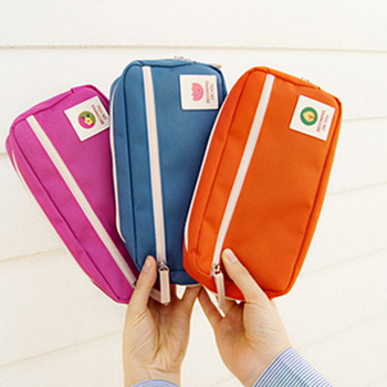 OEM Manufacture Cheap Cool Pencil Cases with Zipper