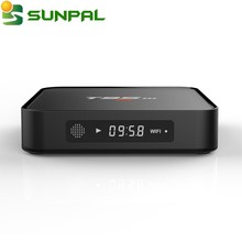Metal Box Amlogic S905x Tv Box T95M Wifi 1Gb/2Gb + 8Gb Fully Loaded plastic T95 Android 6.0 tv box