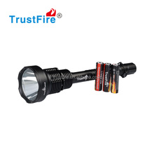 Strong power flashlight SST-50 LED camping lighting torch TrustFire X7 1300LM led emergency lights 18650 rechargeable flashlight