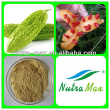 Bitter Melon Liquid/Leaf Extract 4:1 ~10:1 - NutraMax Supplier