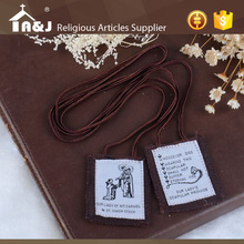 AJ Strict quality control handmade fabric scapulars Sell well item