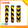 No damage for vehicle rubber wall guard corner protector