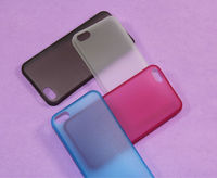 Transparent Clear Crystal Mobile Phone Bags & Case For Defender iphone5C