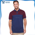 Customized 100% combed cotton private label polo shirts 220GSM pure colors thick polo shirts