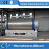 American Standard Zero Pollutiuon Used Rubber Recycling and Pyrolysis Machine