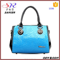 Fashion ladies handbag manufacturers 2016 Latest designer women's bag genuine leather handbag,Europe china suppliar Guangzhou