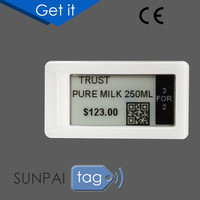 Customer searched also bought electronic price tag custom e ink display