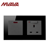 MVAVA 20A Switch With UK Socket