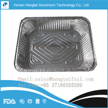 Takeaway aluminium foil food container popular type in Australia