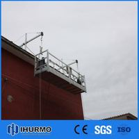 Economic construction steel platform/building steel platform/electric suspended cradle system