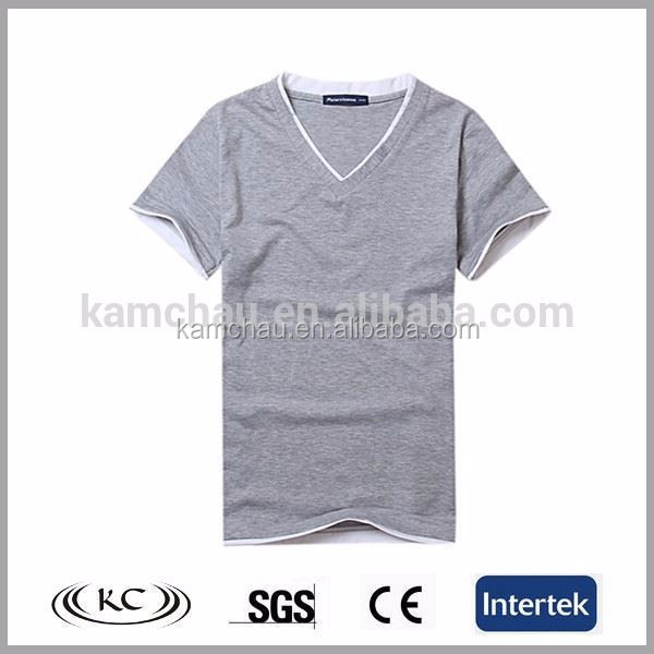 2017 Women wholesale cheap 200 gsm roll sleeve cotton basic plain grey longline t shirt woman
