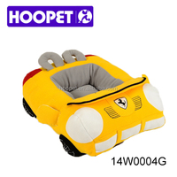 Car shaped pet bed for dog kennel dog beds