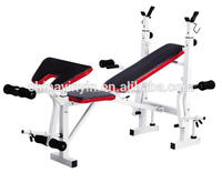 multifunction Standard Gym folding equipment used weight Bench for sale