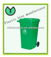 100 l waste bin outside waste bin square dustbin