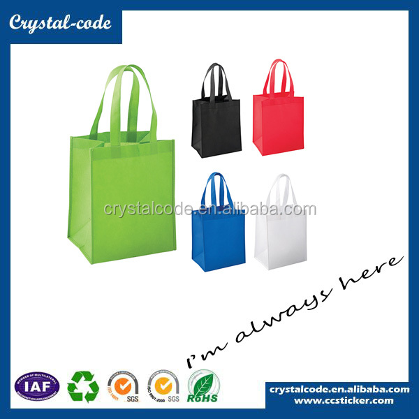 New Fashion Style Hot Sale Laminated Non Woven Tote Bag
