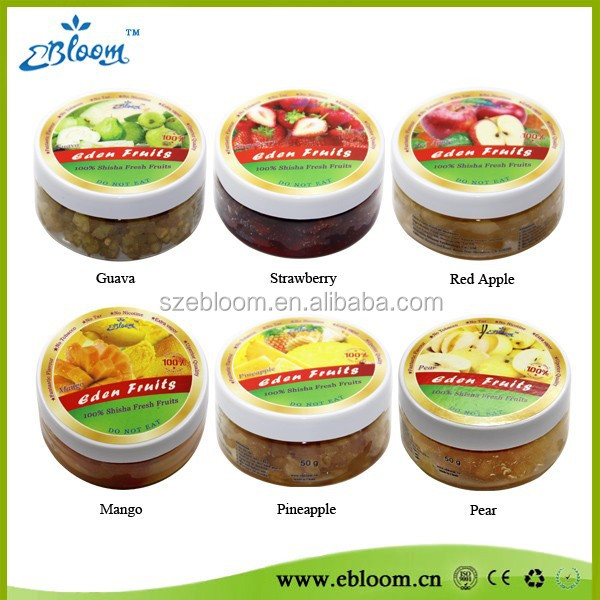 100% fruit shisha hookah flavour custom made wholesale