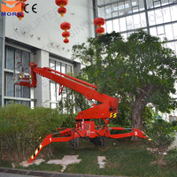 Truck Mounted Spider Boom Lift