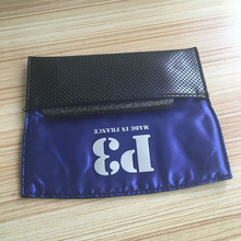 high quality products leather magnetic pouch