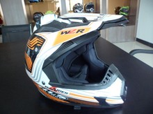 beautiful color Motorcycle helmet with classical graphic ---ECE Approved