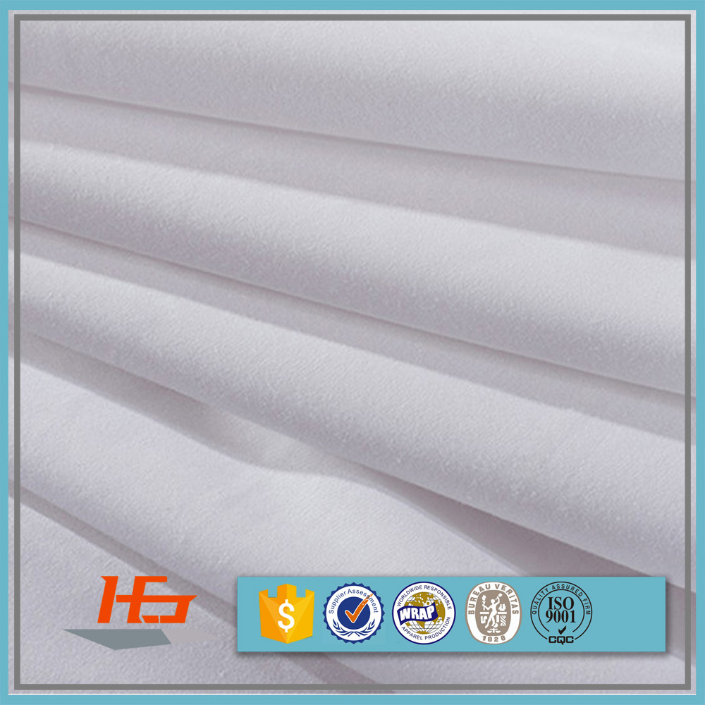 100 Cotton 300 TC Woven Fabric For Hotel