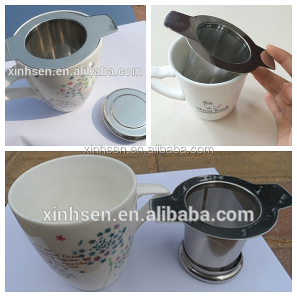tea infuser machine
