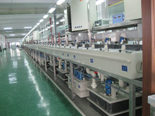 Reel-to-reel automatic electroplating equipment