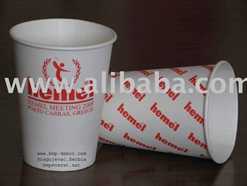 Paper Cup For Promotions