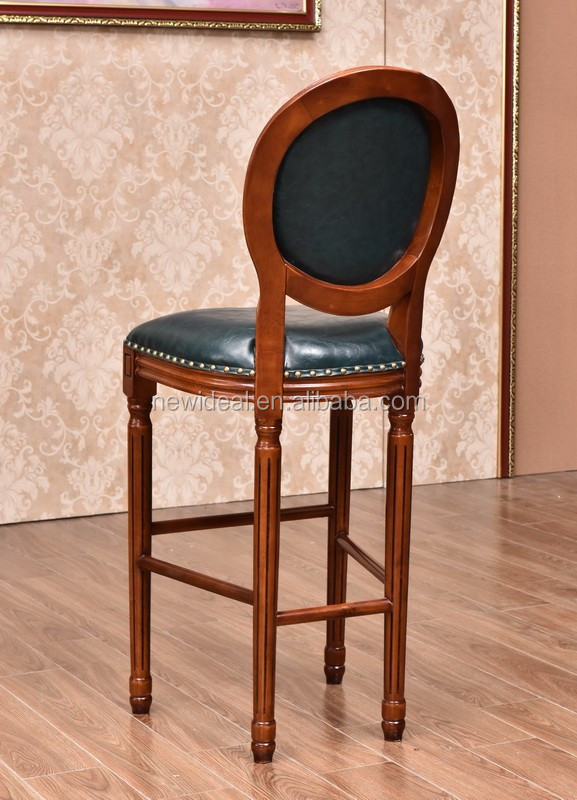 Rubber Wood Bar Stool Furniture Ng2968 View Rubber Wood Furniture New Ideal Product Details