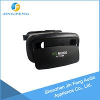 VR virtual reality 3D glasses,mobile phone head-mounted cinema,binocular stereo vision effect