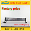 Wholesale 120w led light bar 21.5 inch led light bar with 100%waterproof