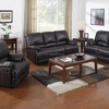 ZOY America Style Modern Leather Sofa