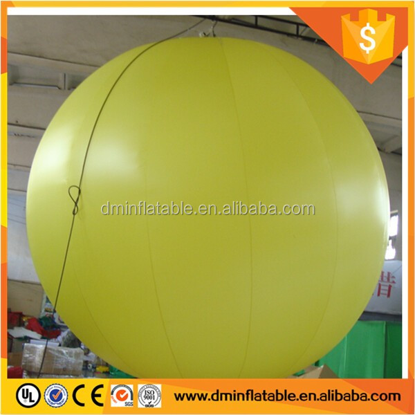 customize inflatable hanging balloon for pub decoration
