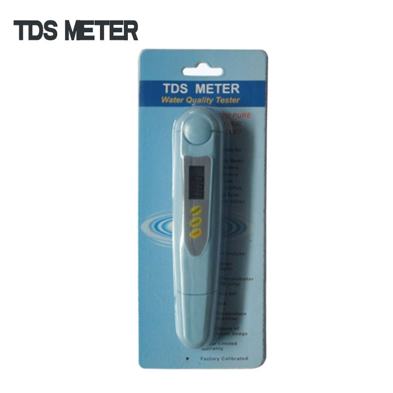 equal quality with xiaomi pen type tds meter test water