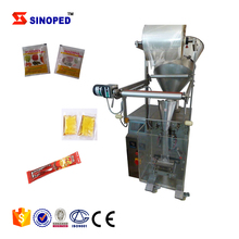 Trade assurance Sachet Automatic Liquid / Powder Filling Packaging Machine