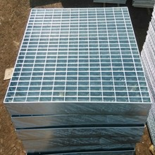 hot-dipped galvanized Manhole cover steel bar grating