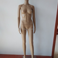 Nude Plastic Fashion Female Mannequins Cheap
