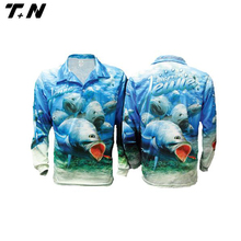 customized dry fit tournament fishing jersey, fish shirts, fishing wear